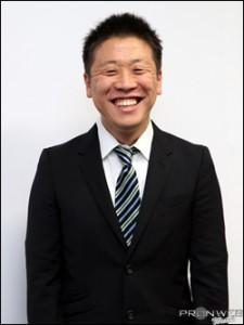 日本アイ・ビー・エム システムズ・エンジニアリング(株) 青木悟大さん