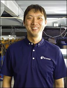 新江ノ島水族館 展示飼育部 魚類チーム 学芸員 飼育技師 伊藤 寿茂さん
